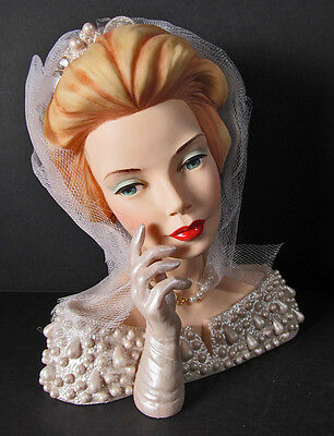 Cameo Girls™ 1960 Blythe Head Vase Royal Wedding NIB 2001 Edition LV-039