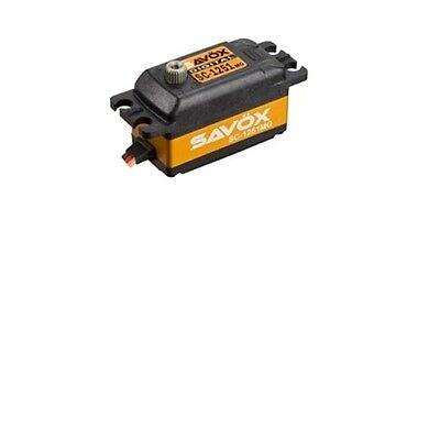 Savox SC-1251MG Low Profile Size Servo #SAV-SC1251MG