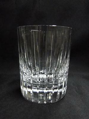 Baccarat Harmonie, Vertical Cut: Double Old Fashioned (s) 4 1/8""