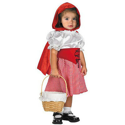 Little Red Riding Hood Baby Girl's Costume   Disguise 1739