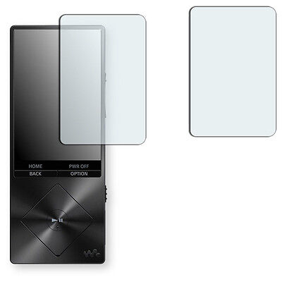 2x Golebo Crystal screen protector for Sony NWZ-A15