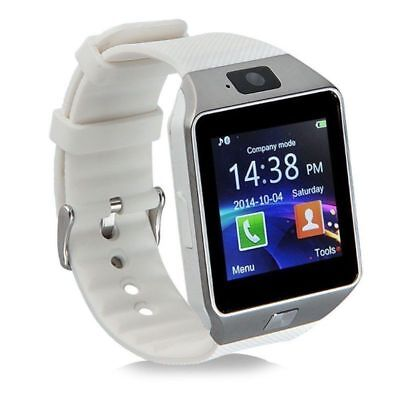 DZ09 SIM Reloj Inteligente Smart Watch para Android Samsung IOS Samsung Phone