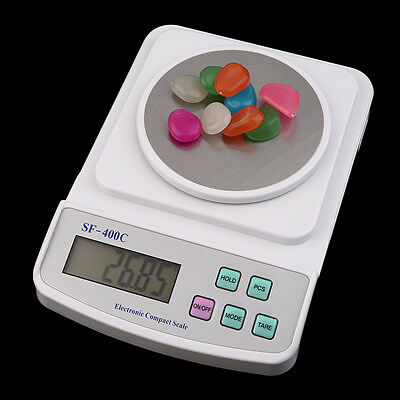 Electronic Digital LCD Scale 500g x 0.01g Precision Weighing Counting New DS