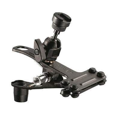Manfrotto 175F-1 Spring Clamp With Flash Shoe 175F-1 Flash Holder Clamp