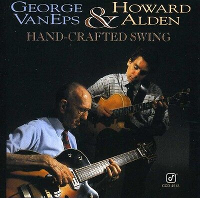Howard Alden - Hand Crafted Swing [New CD]