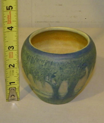 Antique Newcomb Pottery Vase – Anna Simpson Artist