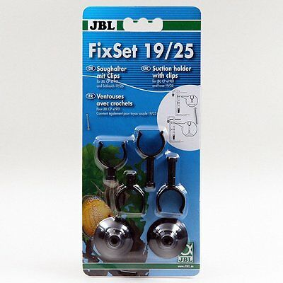 JBL  Suction Holder with Clips for Outer Filter Cristalprofi e 1901, FixSet