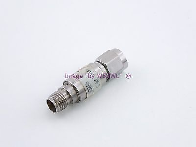 Weinschel 3M-3 3dB SMA Attenuator DC-12.4GHz Tested (46889) -  Sold by W5SWL