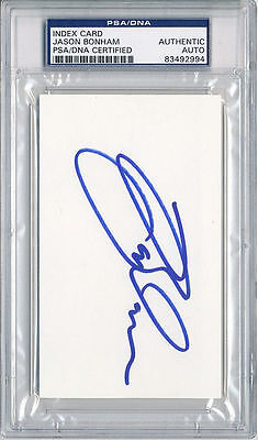 JASON NEWSTED-METALLICA- -AUTOGRAPHED Signed Cut- - $25 00   PicClick