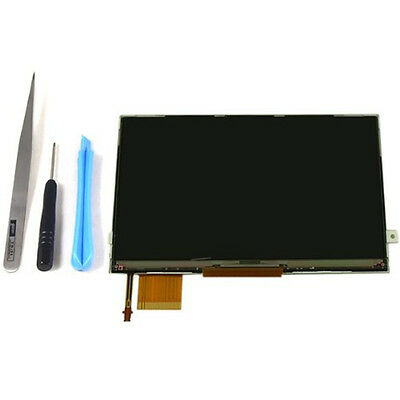 LCD Display Backlight Screen Replacement for Sony PSP 3000 3001 Series + Tool