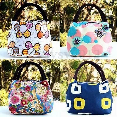 Portable Insulated Cooler Picnic Thermal Portable Lunch Carry Tote Storage Bag