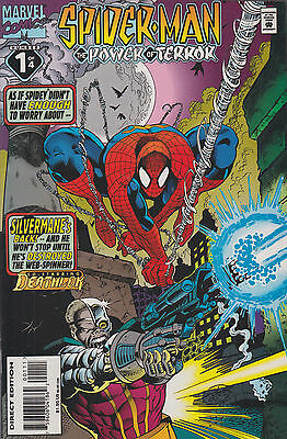 Spider-Man The Power of Terror No. 1 US