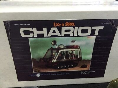 Lunar Models Lost In Space Chariot Limited Edition Resin Kit Model NIB