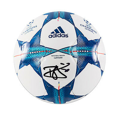 Dele Alli Signed Football - UEFA Champions League Autograph