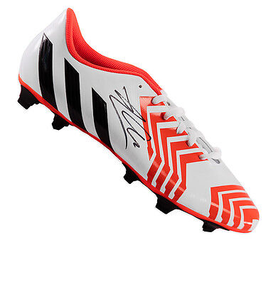 Xabi Alonso Signed Football Boot - Adidas Predator Autograph Cleat