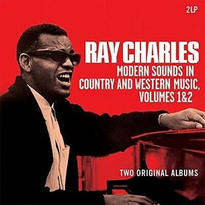 Modern Sounds In Country & Western Music Vol 1 & 2 - Ray Charl (2016, Vinyl New)