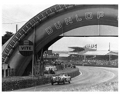 1950 Nash Healey LeMans Race Car Louis Klemantaski Photo ca5800