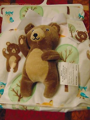 Pretty Friends for Life 2 pc Baby Blanket CUTE!