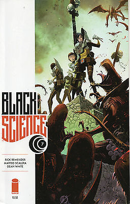 Black Science #7 (NM)`14 Remender/ Scalera