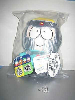 Rare Sealed South Park Talking Butters Professor Chaos Toy Doll Figure Nwt