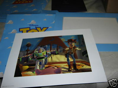 toy story lithograph original