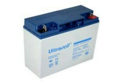 Batterie Ultracell UL20-12 / batterie au plomb 12V 20AH 181,5x77x167,5mm
