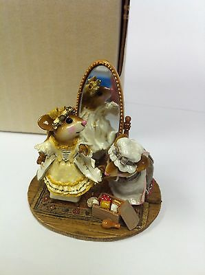 Wee Forest Folk Mouse Mirror Mirror Mice LTD10 Stitch in Time