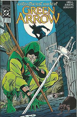 Green Arrow #27 (Dc) (1988 Series)