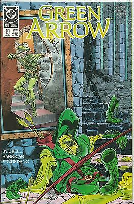 Green Arrow #19 (Dc) (1988 Series)