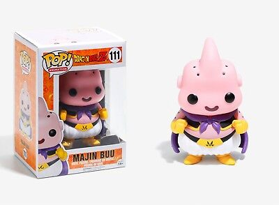 Funko Pop Animation: Dragon Ball Z - Majin Buu Vinyl Figure Item #7429