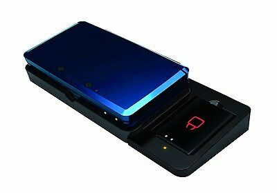 Venom 3DS Charge Cradle Extension * NEW Boxed includes 1500Mah Battery