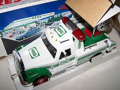 1994 HESS Rescue Truck ~ in Original Box ~ Tested & Works!