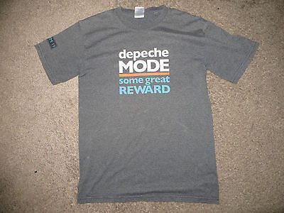 Vintage Depeche Mode Some Great Reward T Shirt Small