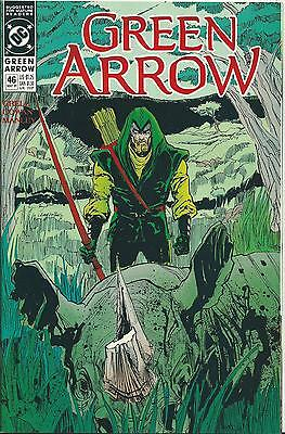 Green Arrow #46 (Dc) (1988 Series)