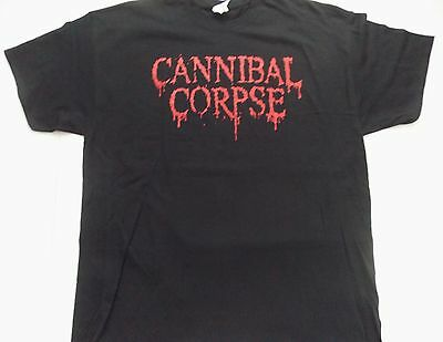 Cannibal Corpse- NEW 2014 Concert Tour T Shirt- XLarge FREE SHIPPING TO U.S.!
