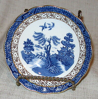 Booths Real Old Willow Fruit or Dessert Bowl