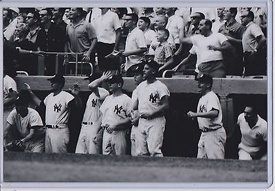 MICKEY MANTLE ROGER MARIS NEW YORK YANKEES ORIGINAL 35mm FILM PHOTO NEGATIVE 31