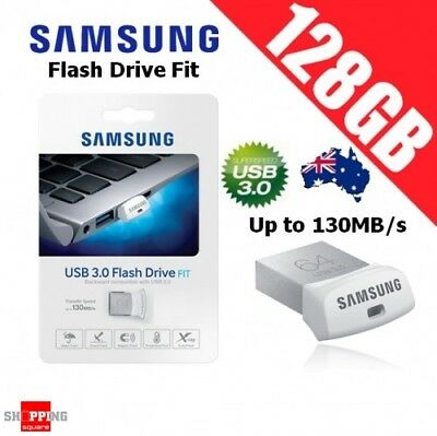 Samsung 128GB Flash Drive Fit 128GB USB 3.0 Memory Stick Pendrive 130MB/s