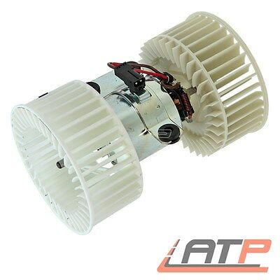 1x INTERIOR BLOWER HEATER FAN MOTOR FOR VEHICLES WITH AUTOMATIC CLIMATE CONTROL