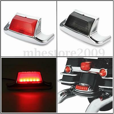 Rear Fender Auxiliary Tip Led Light For Harley Flhtcu Ultra Classic Electra Glid
