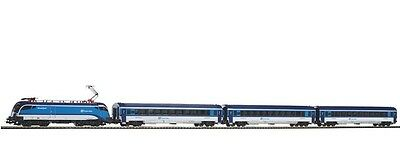 Piko 57173 Start-Set Rail Jet CD