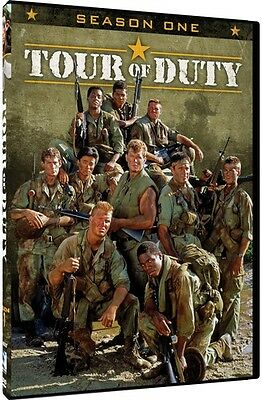 Tour Of Duty: The Complete First Season - 4 DISC SET (2014, REGION 1 DVD New)