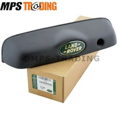 Land Rover Freelander 1 Genuine Rear Tailgate Boot Handle Black - Cxb000280Pma