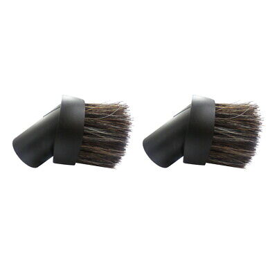 (2) Dusting Dust Brush for Shop Vac Tool Attachment 90615 BRAND NEW
