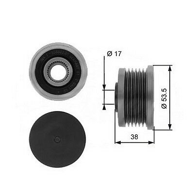 Renault Trafic 2001-2015 Freewheel Pulley FAP Replacement Spare Replace Part