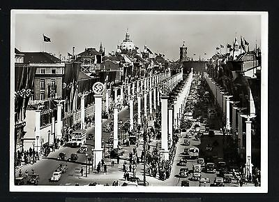 12474-GERMAN EMPIRE-Third Reich.Unused Postcard BERLIN.WWII.DEUTSCHES III REICH
