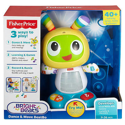 Fisher Price Bright Beats Dance & Move Beatbo CGV42 **NEW**