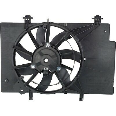 Radiator Cooling Fan For 2011-2016 Ford Fiesta