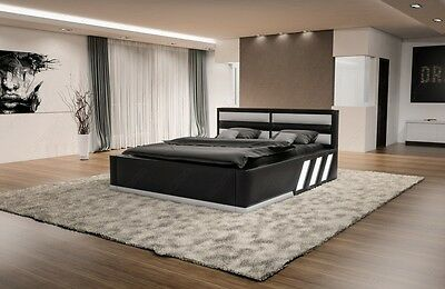 Design Waterbed APOLLONIA black Complete set heatable - STORAGE ITEMS