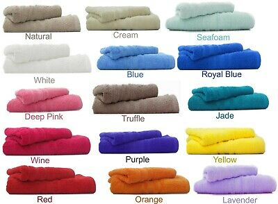 Pack Of 12 Cotton Face Cloths/Towels Bath Flannels 100% Cotton Wash Cloths